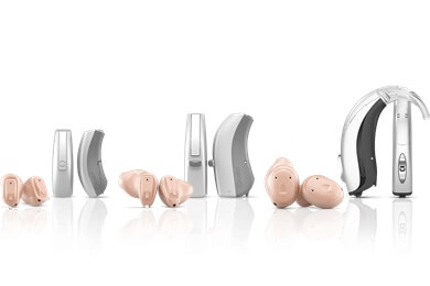 widex hearing aid family