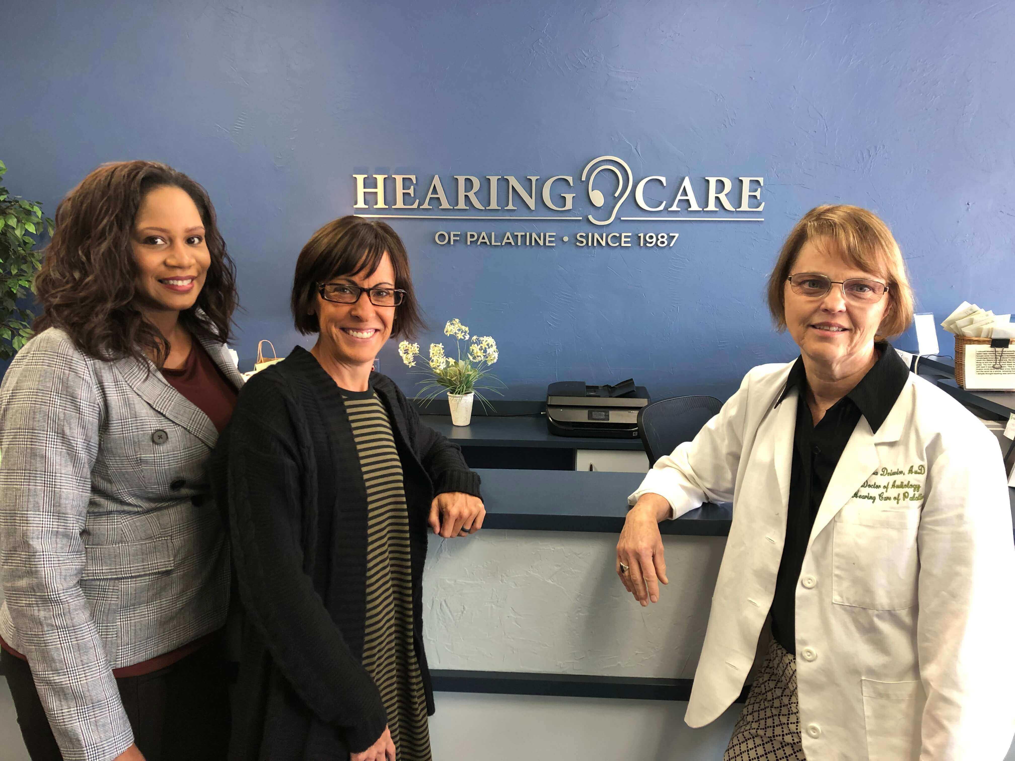 hearing aid center palatine illinois