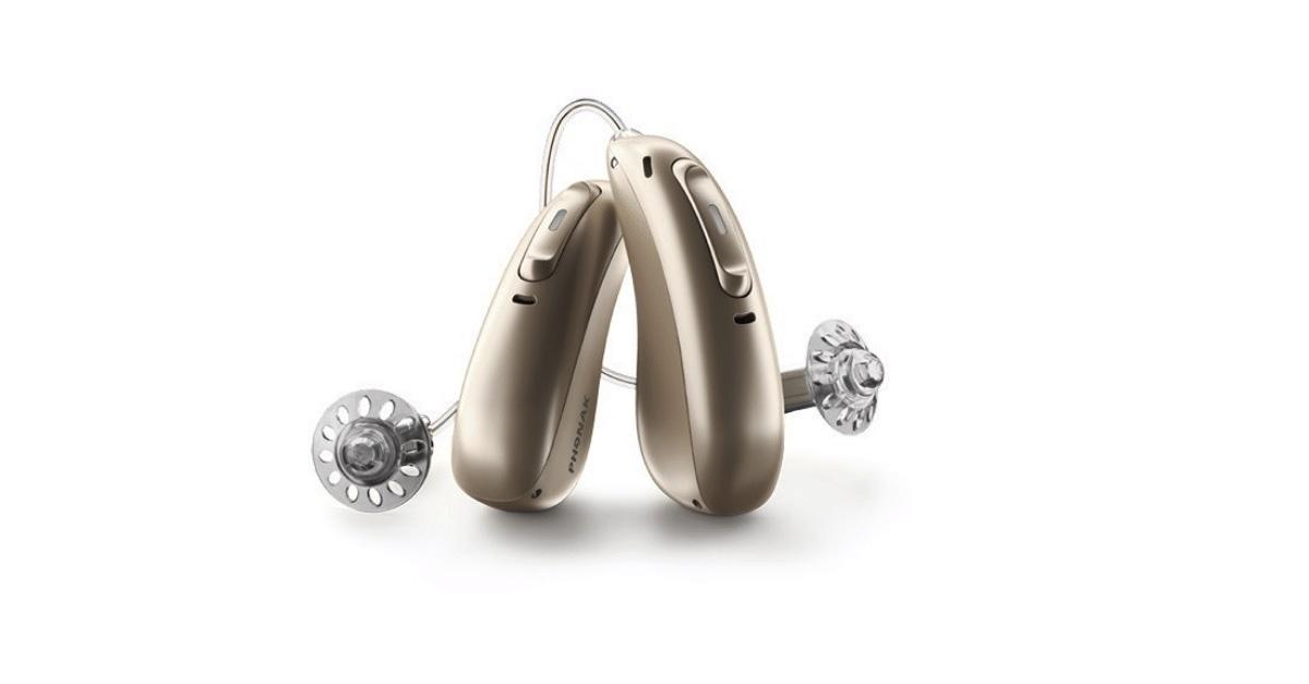 phonak paradise hearing aids
